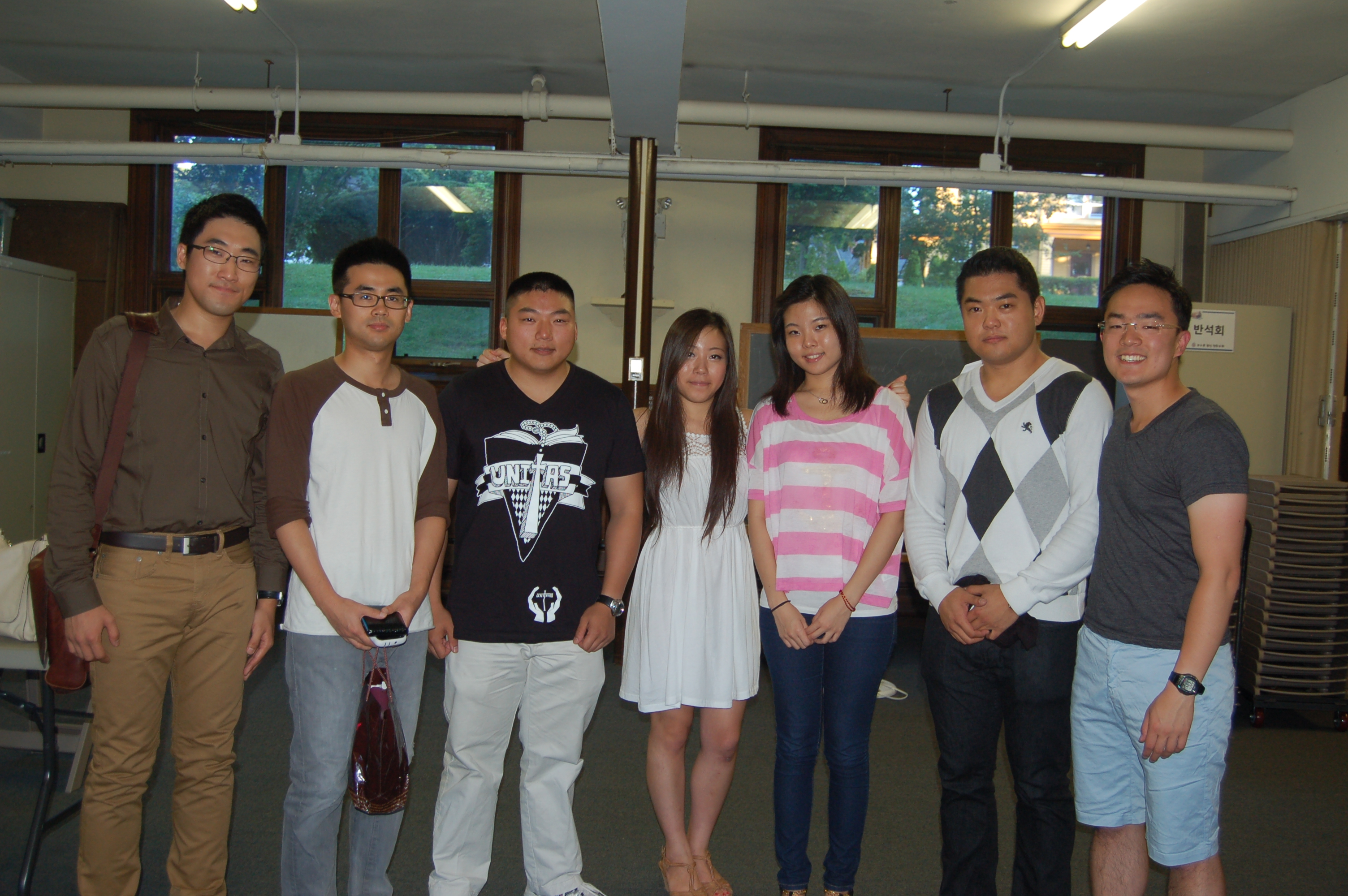 Catholic young adult group