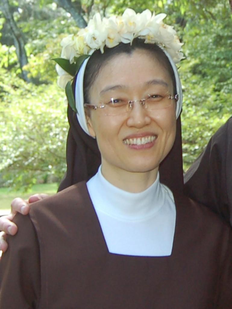 Sr. Agnes Kyung-ee of Jesus, OCD