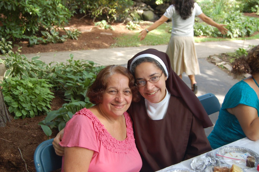 Sr. Juanita and Mother