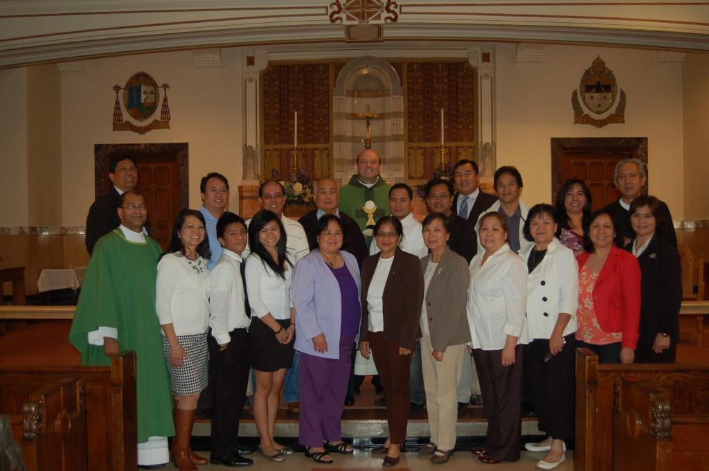 Filipino Pastoral Council