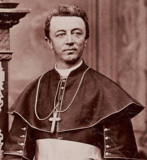 Bishop James Augustine Healy