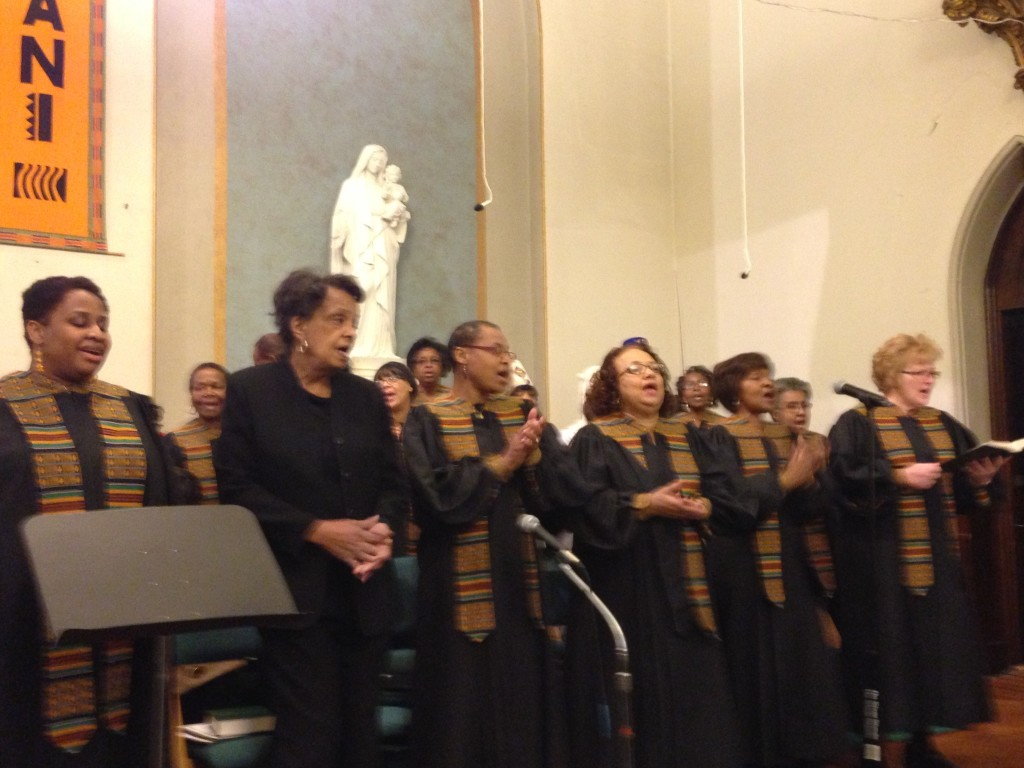 Archdiocese of Boston Black Catholic Choir