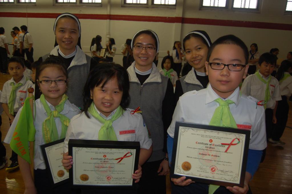 Vietnamese Eucharistic Youth Society