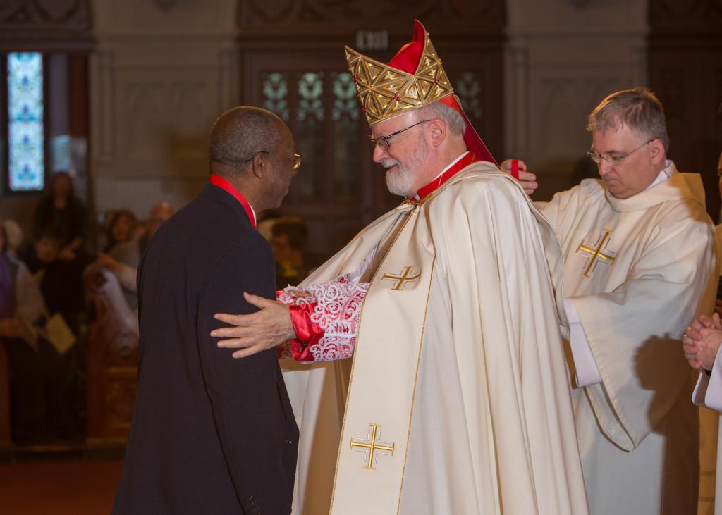 Deacon Alfred Geneus, St. John's in Cambridge, Haitian Apostolate