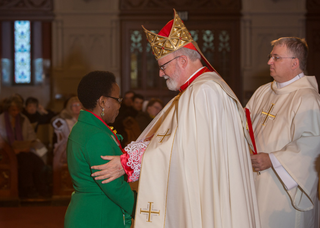 Mercy Anampiu, St. Michael Lowell Parish, Kenyan  Apostolate