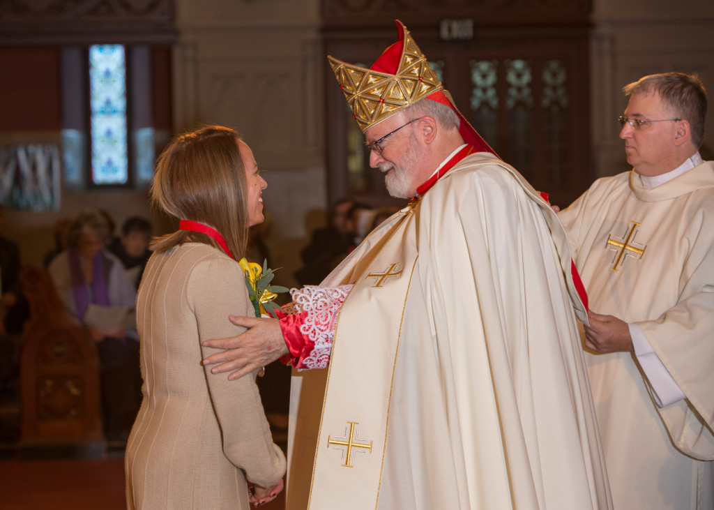 Ms. Marileia Costa, St. Anthony Parish Everett, Brazilian Apostolate