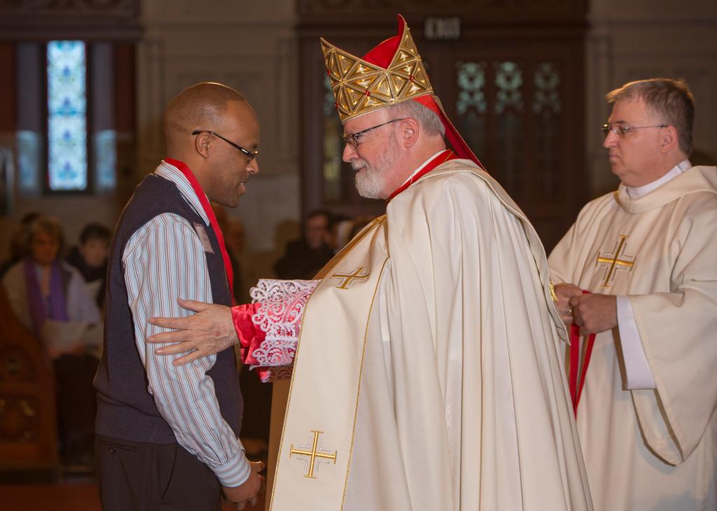 Mr. john Cheboryot, St. Michael Parish Lowell, Kenyan Apostolate