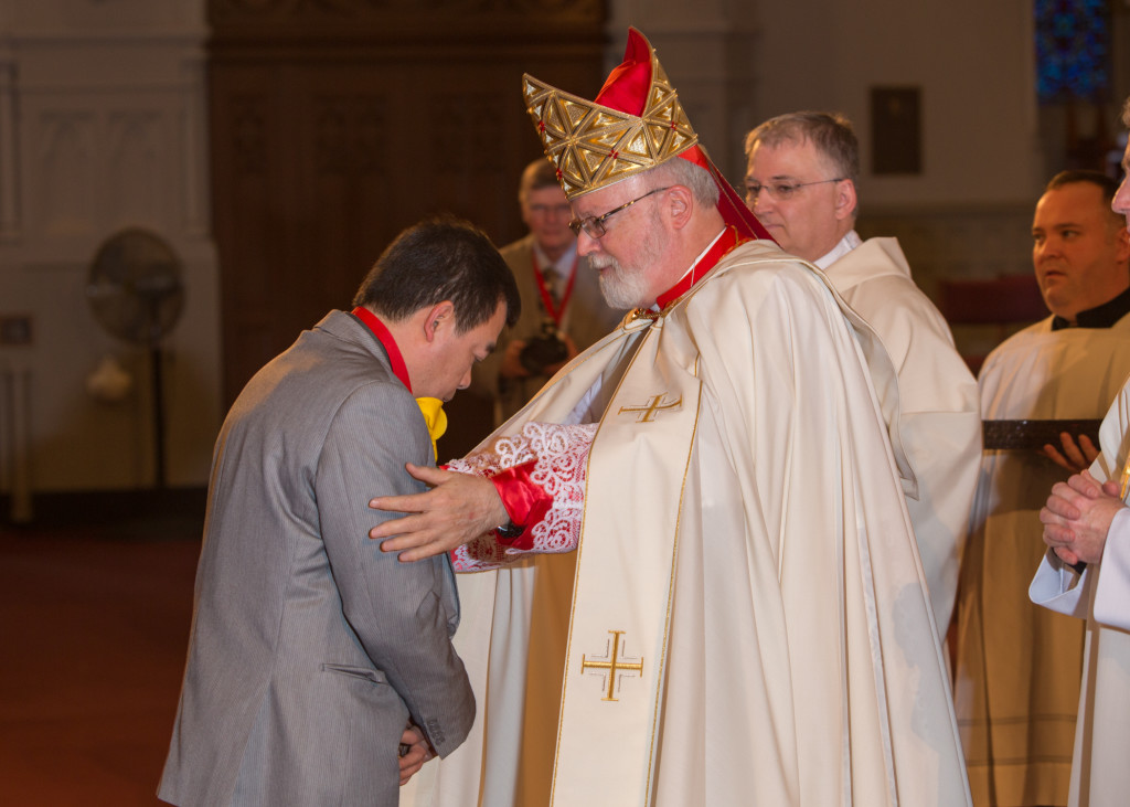Mr. Joseph Nguyen, St. Bernadette parish Randolph, Vietnamese Apostolate
