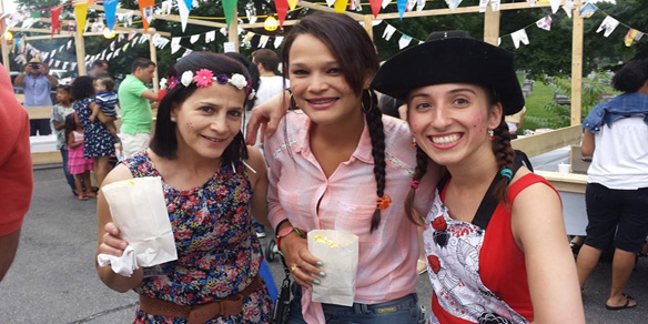 Brazilian Festa Junina in Peabody - July, 2014