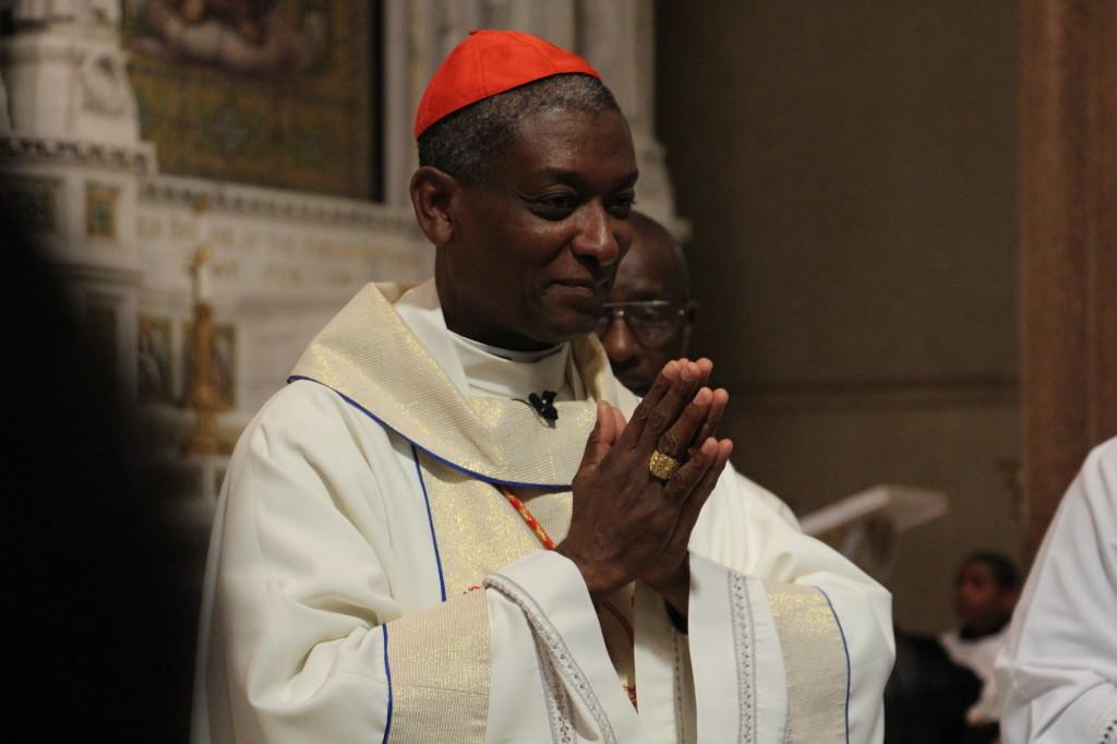 Cardinal Chibly Langlois
