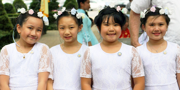 Vietnamese Annual Feast of St. Joachim and St. Anne - July 2014