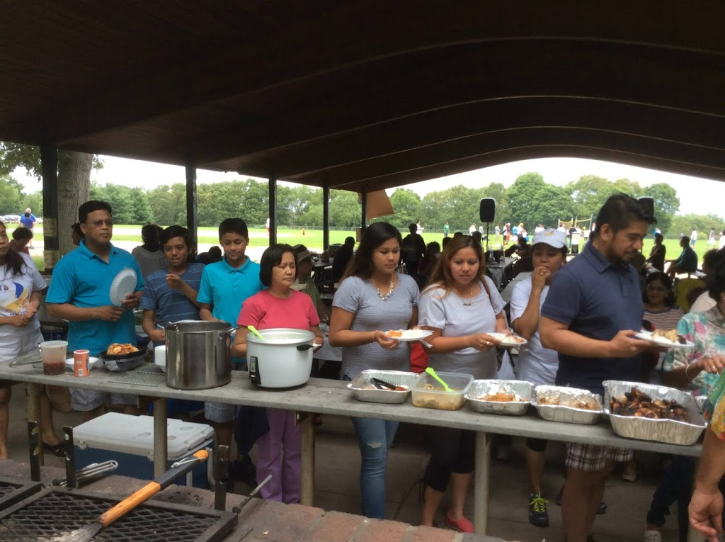 filipino community annual picnic  july 2015   catholic
